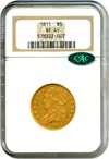 Image of 1811 $5  NGC/CAC XF45