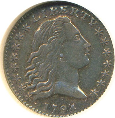 Image of 1794 H10c  NGC/CAC AU58 (LM-4)