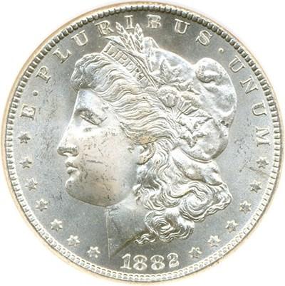 Image of 1882-CC $1  NGC MS65