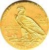 Image of 1910 $5  NGC AU58