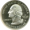 Image of 1999-S 25c Delaware NGC Proof 70 UCameo