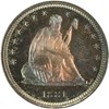 Image of 1881 25c  NGC/CAC Proof 65 Cameo *Color*