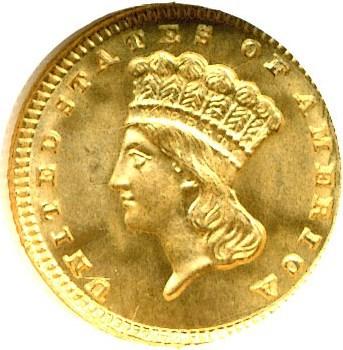 Image of 1882 G$1  NGC MS68