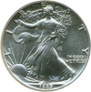 Image of 1989 $1 Silver Eagle NGC MS69