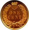 Image of 1881 1c  NGC Proof 66 RD