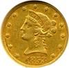 Image of 1853 $10  NGC XF45