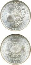Image of 1888 $1  NGC MS66