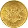 Image of 1861 $20  NGC MS60