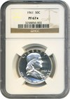 Image of 1961 50c  NGC Proof 67 *Star*