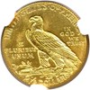 Image of 1914-D $2 1/2  NGC MS62