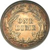 Image of 1901 10c  NGC/CAC Proof 64 Cameo