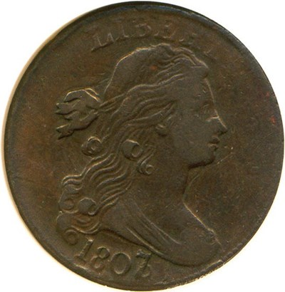 Image of 1807/6 1c NGC VF30 (Large 7)