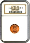 Image of 1995 1c NGC MS68 RD (Doubled Die Obverse)