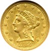 Image of 1854-O $2 1/2 NGC XF45