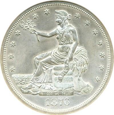 Image of 1876 Trade$ NGC MS63