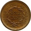 Image of 1855 1c NGC/CAC MS65 BN (Upright 55)