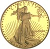 Image of 1990-P $25 PCGS Proof 70 DCameo (Gold Eagle)