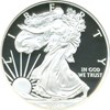 Image of 2008-W $1 NGC Proof 70 UCameo (Silver Eagle)