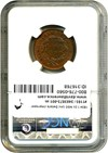 Image of 1834 1/2c NGC Unc Details (Improperly Cleaned)