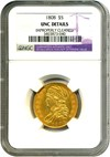 Image of 1808 $5 NGC Unc Details (Improperly Cleaned)