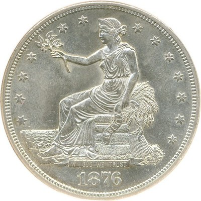 Image of 1876 Trade$ NGC MS63
