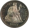Image of 1887 10c PCGS Proof 65 * Color *