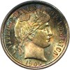 Image of 1905-S 10c PCGS/CAC MS66 * Color *
