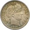 Image of 1910 10c PCGS/CAC MS65