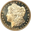 Image of 1896 $1 PCGS/CAC Proof 65 OGH