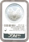Image of 2007-W $1 NGC MS70 (Silver Eagle, Early Releases)
