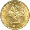 Image of 1891-CC $10 PCGS MS62