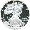 Image of 2007-W $1 NGC Proof 70 UCameo (Silver Eagle, Early Releases)