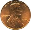Image of 1975 1c PCGS MS67 RD