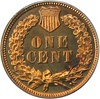 Image of 1893 1c PCGS Proof 64 RD OGH