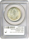 Image of 1950 BTW 50c PCGS/CAC MS65