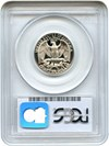 Image of 1969-S 25c PCGS Proof 68 DCameo