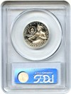 Image of 1976-S 25c PCGS Proof 69 DCameo (Silver)