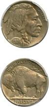 Image of 1924-D 5c PCGS AU53