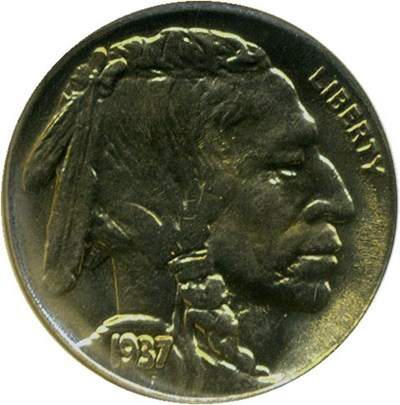 Image of 1937-D 5c NGC/CAC MS66