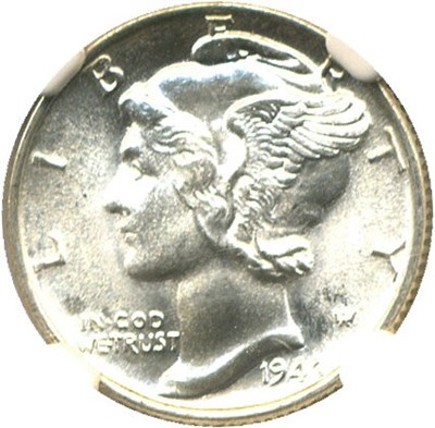 Image of 1940 10c NGC MS67 FB