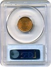 Image of 1911 1c PCGS/CAC MS65 RD