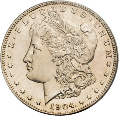 Image of 1904 $1 PCGS Proof 65  - No Reserve!