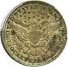 Image of 1907 25c PCGS AU55 - No Reserve!