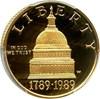 Image of 1989-W Congress $5 PCGS Proof 69 DCAM - No Reserve!