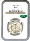 Image of 1946-D 50c NGC/CAC MS65 - No Reserve!