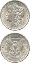 Image of 1894-O $1 PCGS AU55
