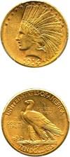 Image of 1914-S $10 PCGS AU55