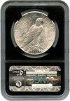 Image of 1926-S $1 NGC MS61 - NGC 25th Anniversary Black Holder