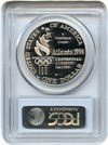 Image of 1996-P Olympic Tennis $1 PCGS Proof 69 DCAM - No Reserve!