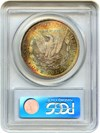 Image of 1883 $1 PCGS MS64 - Amazing Colorful Toning